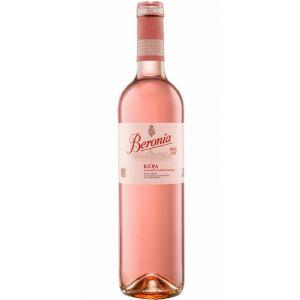 Vino rioja rosado beronia bot 75cl