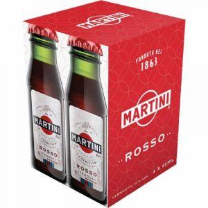 Vermouth martini rosso p-4x6cl