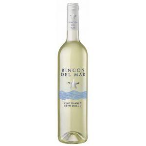 Vino blanco semi rincon del mar 75cl