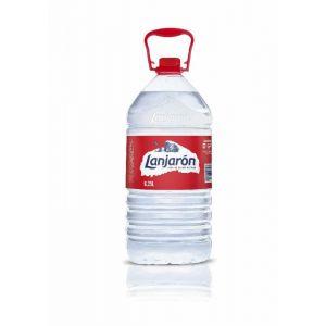 Agua mineral  lanjaron pet 6,25l