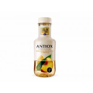 Agua mineral antiox solan de cabras pet 33cl