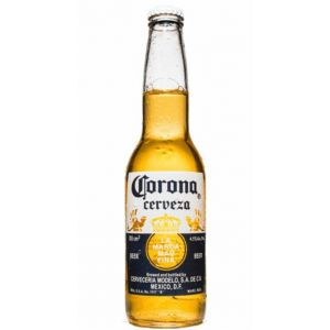 Cerveza mexicana corona botella 33cl