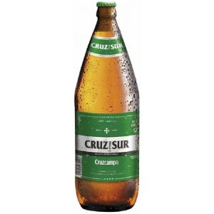 Cerveza   cruz del sur botella 1l