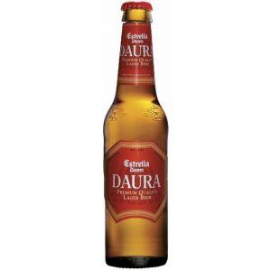 Cerveza apta para celiacos daura botella 33cl