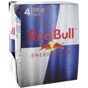 Bebida energ   red bull lata p-4 25cl