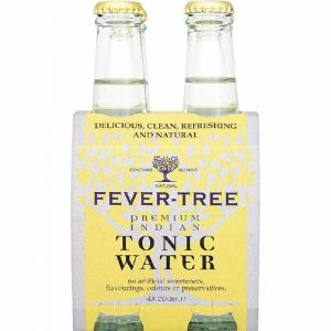 Tonica   fever tree  bot p-4 20cl