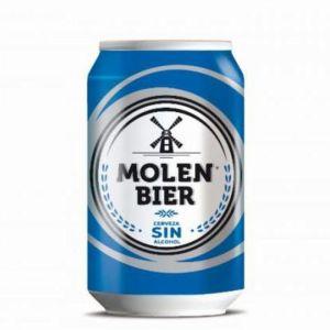 Cerveza sin alcohol molen bier lata 33cl