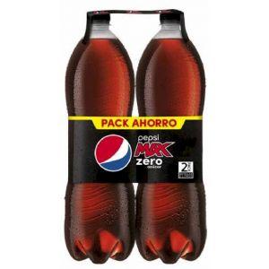 Refresco max cola pepsi pet p-2 2l