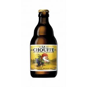 Cerveza la chouffe botella 33cl