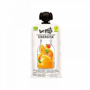 Bebida smoothie enerjizante beplus pouch 25cl