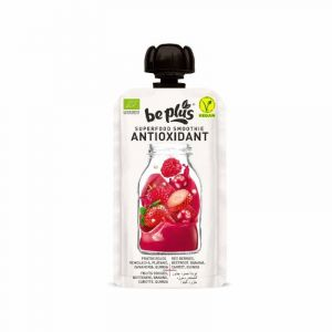 Bebida smoothie antioxidante beplus pouch 25cl