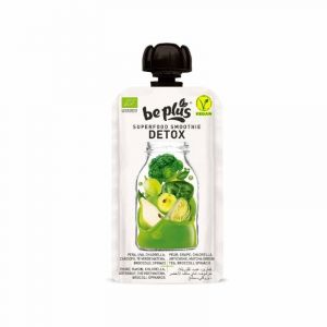 Bebida smoothie detox beplus pouch 25cl