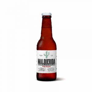 Cerveza malquerida botella 25cl