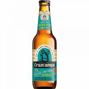 Cerveza cruzcampo primavera bot 33cl