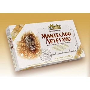 Mantecados artesanos mata caja 420g