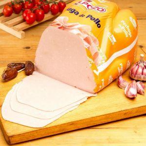 Pechuga pollo el pozo al corte