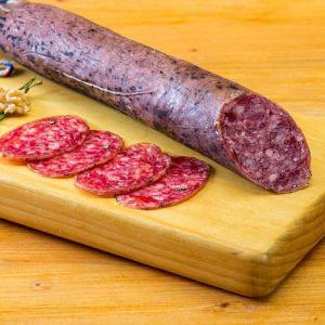 Salchichón ibérico cular cebo nieto martín 1/2 pieza 550g aprox.