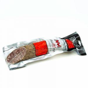 Salchichón ibérico bellota cular sin aditivos nieto martín 1/2 pieza 500g aprox.