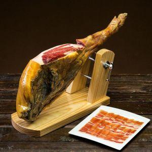Jamón gran reserva artesanos jamoneros+18 meses curacion pieza 7-8kg