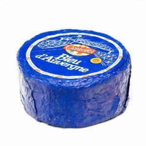 Queso azul d.o.p. bleu dáuvergne cantorel al corte