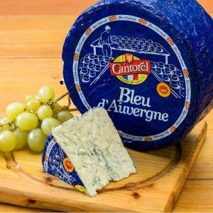 Queso azul d.o.p. bleu cantorel cuña 200g ap