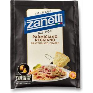 Queso rallado parmigiano zanetti 40g