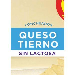 Queso tierno sin lactosa navidul lonchas 75 gramos