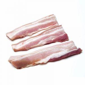 Panceta de cerdo sin hueso