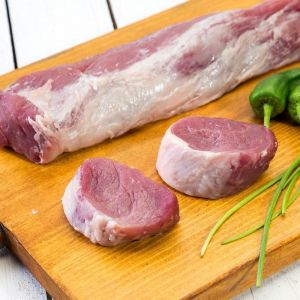 Solomillo de cerdo ibérico fresco
