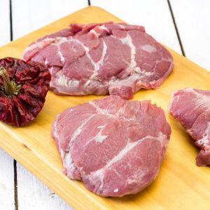 Carrillada de cerdo ibérico fresco