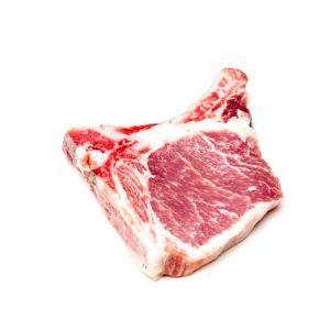 Chuleta cerdo iberico