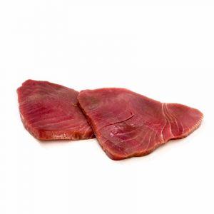 Lomo alto de atún al corte sin colorante a granel
