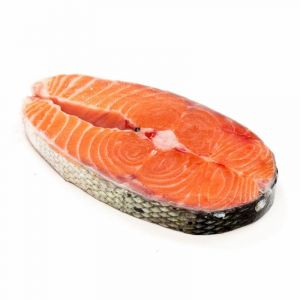Salmon rodaja     granel