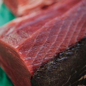 Lomo de atún rojo