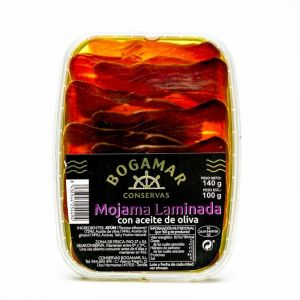 Atun mojama aceite oliva  bogamar  100g