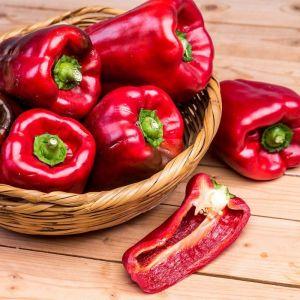 Pimiento rojos   granel
