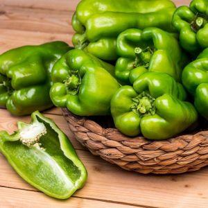 Pimiento verdes   granel