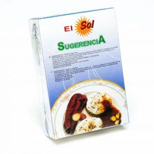 Pimientos secos dulces 50g