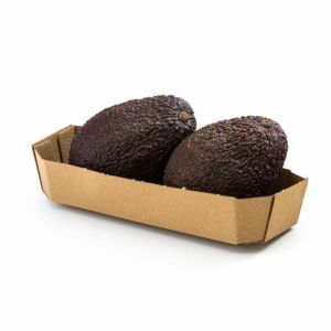 Aguacate  ecologico  bandeja 250g