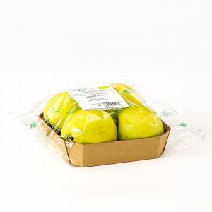 Manzana golden ecologica  bandeja 550g