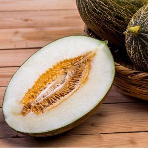 Melon piel sapo   x 1/2 pzas