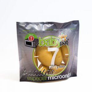 Patatas baby para microondas patata 400g