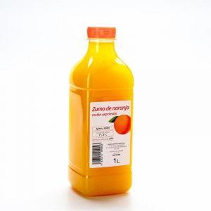 Zumo recien exprimido de naranja 1l