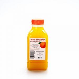 Zumo recien exprimido de naranja 50cl