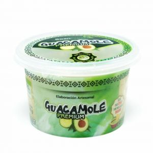 Guacamole premium tarrina 200g
