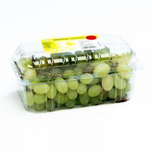 Uva blanca sin pepita cesta 500gr