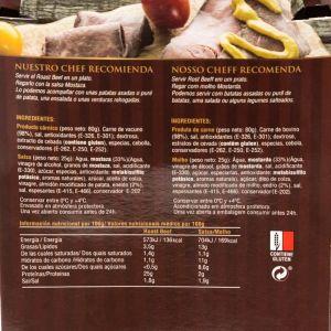 Roast beef roler 105 gr