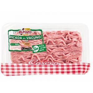Carne picada de ternera el pozo 500g