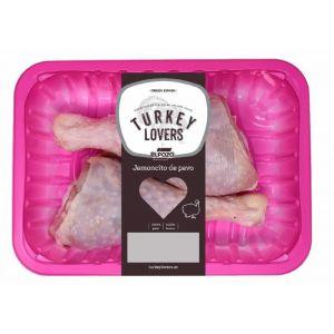 Jamoncitos pavo turkey lovers bandeja 500gr aprox.