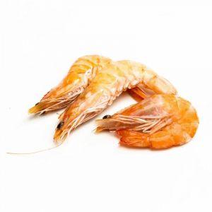 Langostino cocido 40/60    granel